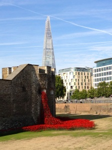 Tower of London - the Poppies