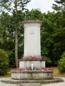 The War Memorial - Cooper's Hill, Ampthill