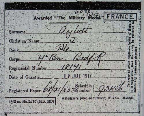 18171 Aylott 1917