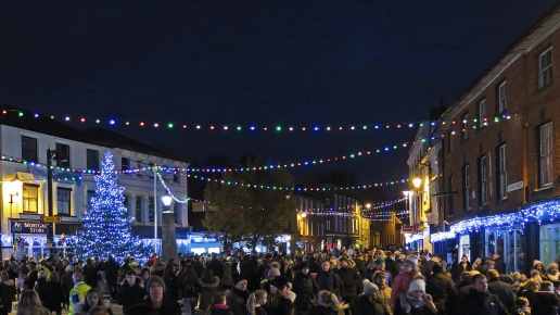 Ampthill Christmas Lights 2017 (1)
